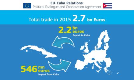 Aperto un nuovo capitolo nelle relazioni bilaterali tra Europa e Cuba