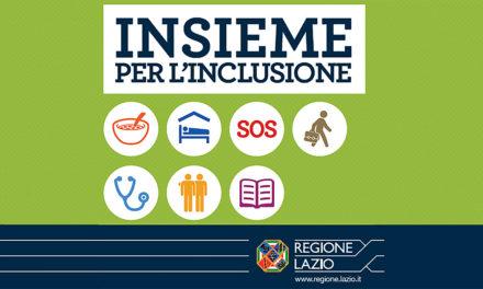 Regione Lazio: bando sull'inclusione sociale
