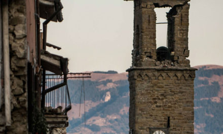 Annunciato sostegno alla ricostruzione dopo i terremoti del Centro-Italia