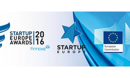 I vincitori di Startup Europe Awards 2016, Edizione Italiana