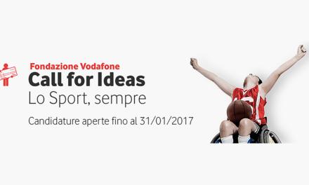 """""""Call for Ideas"""": idee e progetti che avvicinano i disabili allo sport"""