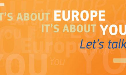 Giovedì 9 febbraio: l'Europa dialogherà con i cittadini