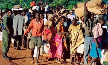 23⁰ Commemorazione del Genocidio dei tutsi e degli hutu moderati in Rwanda