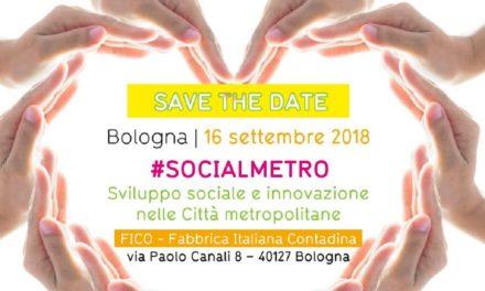 Sviluppo sociale e innovazione nelle Città metropolitane, appuntamento a Bologna