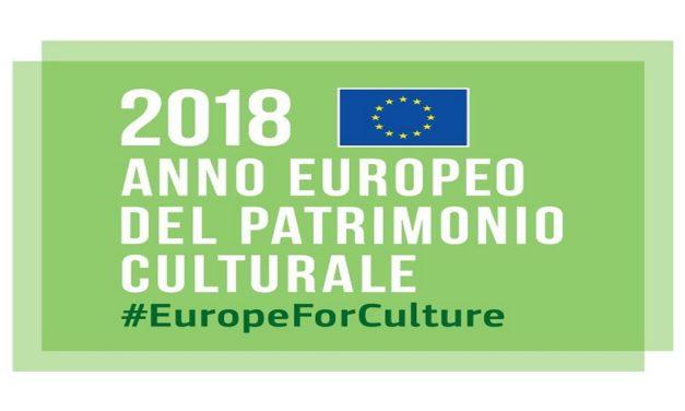 2018: l'Anno Europeo del Patrimonio Culturale