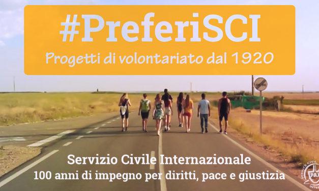 Servizio Civile Internazionale: in arrivo le nuove opportunità di volontariato