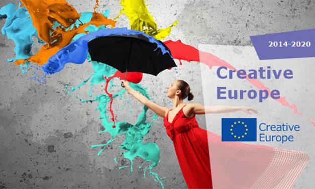 Europa Creativa: pubblicato il bando a sostegno di progetti di cooperazione europea 2020