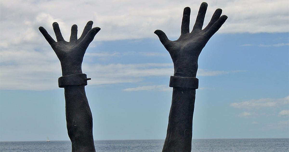 La schiavitù che non si vede