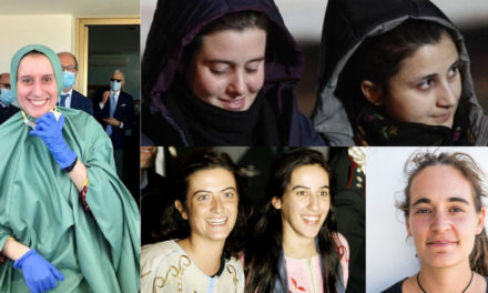 Silvia, Simona, Simona, Greta, Vanessa, Carola e le altre. Non è un paese per donne