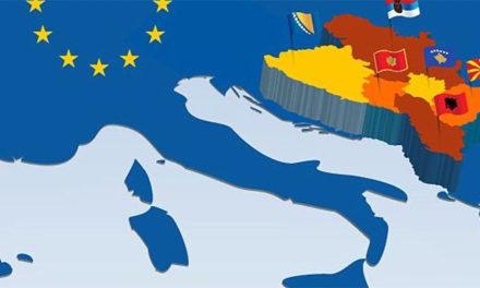 L'allargamento dell'UE verso i Balcani: Com'è cambiato nel tempo?