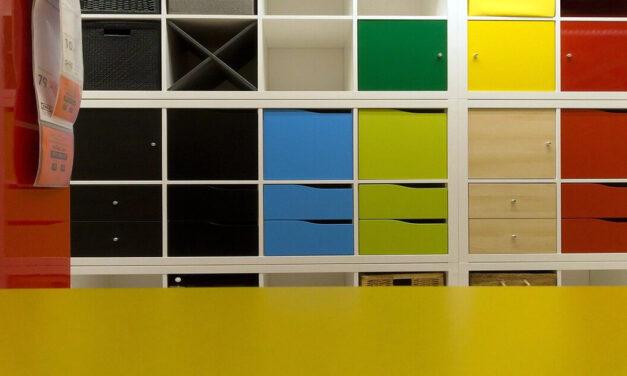 Diamo una seconda vita ai mobili IKEA usati