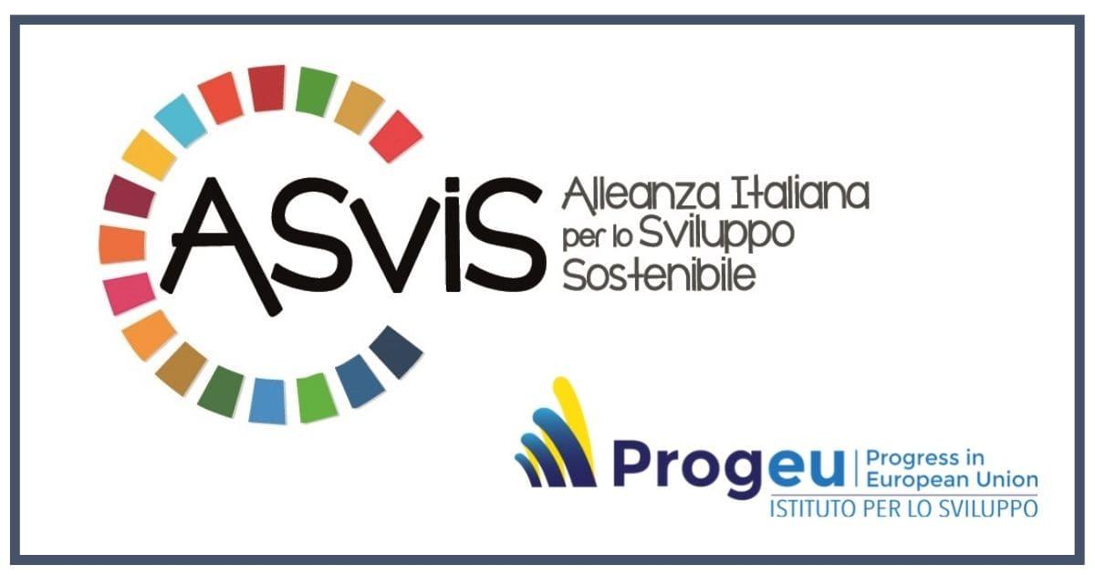 Progeu entra nell'ASviS, l'Alleanza Italiana per lo Sviluppo Sostenibile