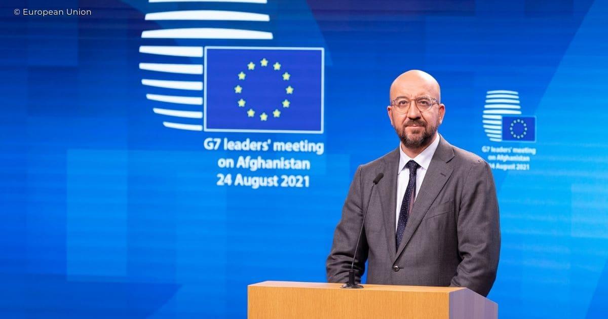 Il punto sulle questioni sollevate dall'Unione europea al tavolo del G7