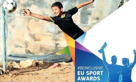 #BeInclusive 2021: premi per progetti che hanno sostenuto l'inclusione sociale attraverso lo sport
