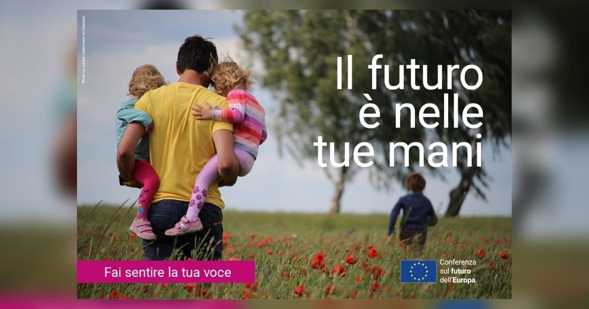 Conferenza sul Futuro dell'Europa: al via i Panel dei Cittadini