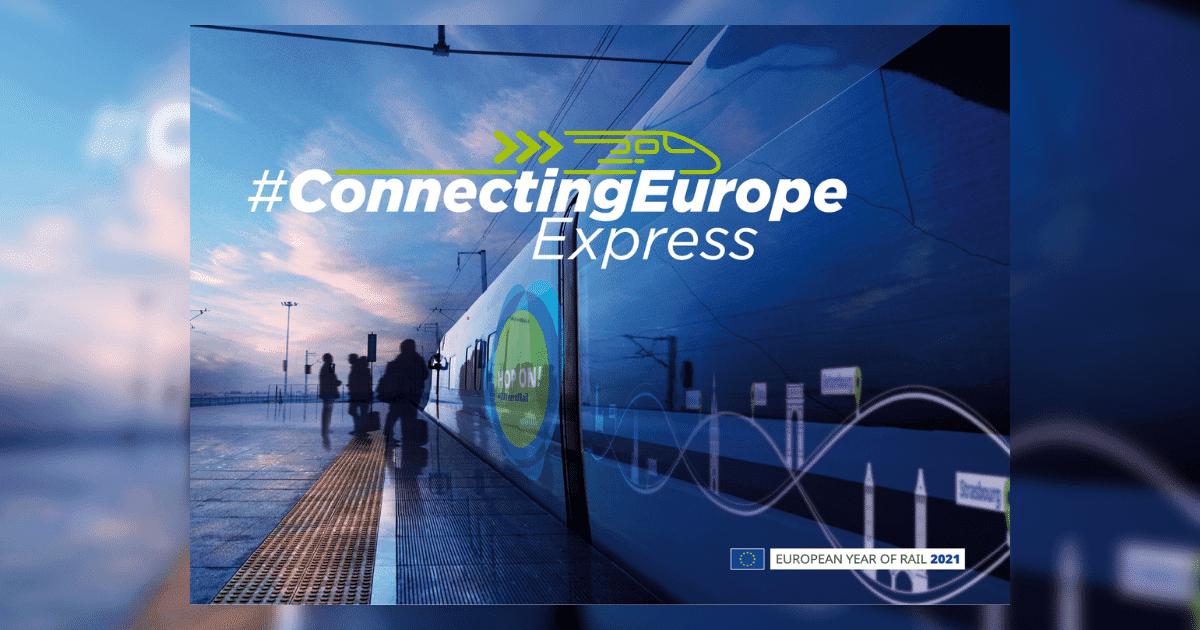 Anno europeo delle ferrovie: in arrivo in Italia il Connecting Europe Express